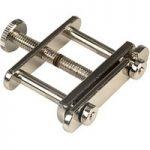 RVFM Hoffman Side Hinged Clip Nickel-Plated Brass 20mm