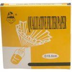 RVFM Filter Papers, 150mm Diameter