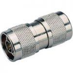 BKL 0404032 N Adaptor N-Plug to N-Plug 50 Ohm