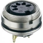 Lumberg 0305 05 5 Pin DIN Female Chassis Socket IEC 60130-9 Rear P…