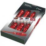 Wera 05031282001 1760/i6 6-Piece Kraftform Classic VDE Screwdriver Set