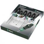 Wera 05031557001 1334/1355 SK/6 Kraftform Comfort Slotted/Pozi Scr…