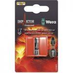 Wera 05073906001 840/1 Impaktor Diamond Bits for Hex-Plus Socket S…