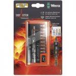Wera 05073980001 Impaktor Diamond Bit Holder and 9-Piece Impact Bi…