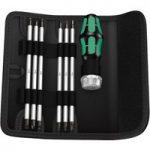 Wera 05073665001 Vario RA SB Kraftform Kompakt Bit Holder & 6 Doub…