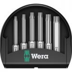 Wera 05056472001 Mini-Check Torx Bits 50mm, 6-Piece Set