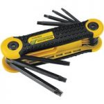 Proxxon Industrial 23954 Pocket TORX® Key Set (TX) – 8 Piece