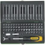 Proxxon Industrial 23107 Super Safety And Specialty Bit Set – 75 Piece