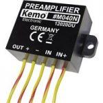 Kemo M040N Pre-Amplifier Module