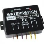 Kemo M158 Water Sensor Relay Switch Module, 9-12VDC