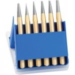 Rennsteig 424 140 0 Taper Punch Set In Plastic Case