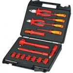Knipex 98 99 11 Compact Tool Case 17 Parts