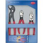 Knipex 00 20 10 Power Set – 3 Piece