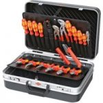 "Knipex 00 21 20 Tool Case ""Electric"" – 20 Piece"