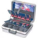 Knipex 00 21 30 Tool Case For Electrical Contractors – 23 Piece