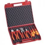 Knipex 00 21 15 Tool Box – 7 Piece