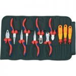 Knipex 00 19 41 Tool Roll – 11 Pieces