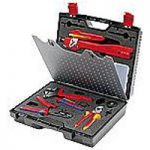 Knipex 97 91 02 Tool Case For Photovoltaics, MC3 (Multi-Contact)