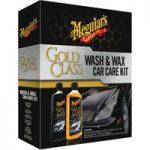 Meguiars G9966 Gold Class Wash & Wax Car Care Kit – 473ml