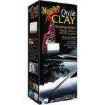 Meguiars G1116 Quik Clay Starter Kit 473ml And 50g Clay Bar