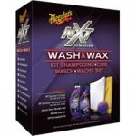 Meguiars G9977EU NXT Wash & Wax Kit