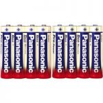Panasonic 136004 AA Battery 1.5V Alkali-manganese Pro Power 4+4
