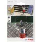 Bosch 2609256540 Wire Pencil Brush Ø 25mm Nylon Wire Shank Ø 6mm