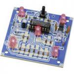 Kemo B093 Electronic Dice Kit 9-15 V / DC