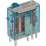 Finder 46.52.9.012.0040 12V Relay DPDT AC 8A (Miniature) 46.52