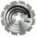 Bosch 2608640635 Circular Saw Blade Construct Wood 230x30x2.8mm 16…
