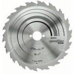Bosch 2608640786 Circular Saw Blade Wood Speedline 160x20x2.4mm 12…