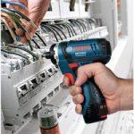 Bosch 060199290A GSR 10.8-LI 10.8V Cordless Drill Driver Without B…