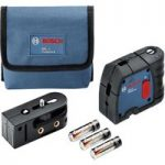 Bosch 0601066100 GPL 3 Point laser, 3 Point, Max 30 Metres