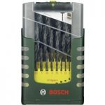 Bosch 2607017153 Twist Drill Set HSS-R DIN 338 Straight Shank 1 – …