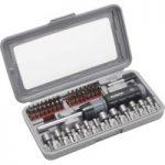 Bosch 2607019504 46-Piece Screwdriver and Drill Bit Set