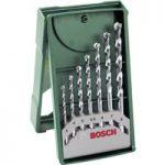 Bosch 2607019581 Masonry Drills Set Promoline Straight Shank 3 to …