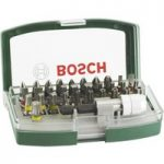 Bosch 2607017063 32-Piece Screwdriver Bit Set
