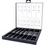 RUKO A214195 HSS-G Drill Bit Set 130pc