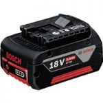 Bosch 1600A002U5 GBA 5.0 Ah 18V CoolPack Battery