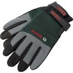 Bosch F016800292 Gloves Size L Outside Synthetic Fiber/Lining Synt…