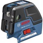 Bosch 0601066B00 GCL 25 Professional Cross Line Combi Laser