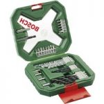 Bosch 2607010608 Universal Drill & Screwdriver Bit Set X-line 34-pcs