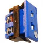 Labfacility AM-T-FF Type T ANSI Miniature Thermocouple Fascia Socket