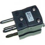 Labfacility AS-J-MD Type J ANSI Standard Duplex Thermocouple Conne…
