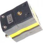 Labfacility AS-K-FD Type K ANSI Standard Duplex Thermocouple Conne…