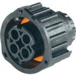 TE 1-968968-3 Socket Housing With Secondary Locking 2.5mm 2P