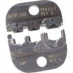 TE 539653-2 Ergocrimp Die Set for 6.3mm Fastin-Faston 20-17AWG