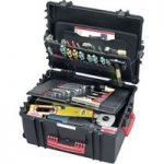Parat 6.582.501.391 Parapro Tool Case With Wheels 580 x 440 x 330mm