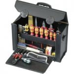 Parat 14.000.581 Top-Line Tool Case With Middle Wall 415 x 165 x 275mm