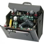 Parat 18.000.581 Top-Line Tool Case With Middle Wall 460 x 210 x 340mm